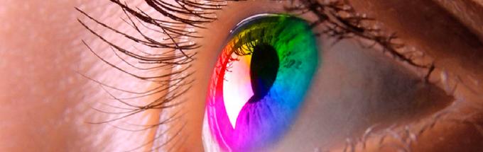 colore occhio